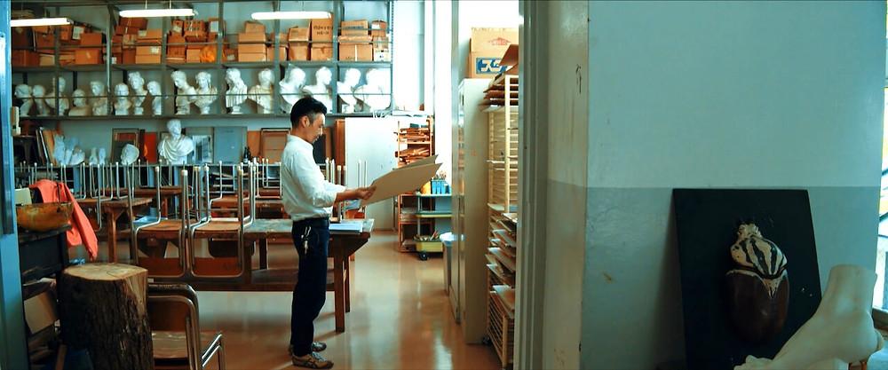 high school teacher in Tokyo monologue365 モノローグ365