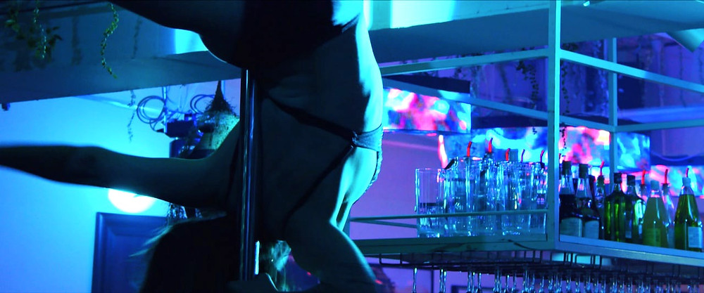 pole dancer in Tokyo monologue365 モノローグ365