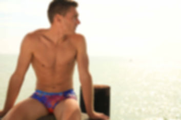 Mens swimsuits and swim accessories from Mako Sport
