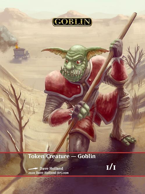 Goblin Token 1/1 Red