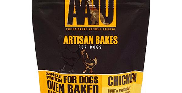 AATU(アートゥー)アルチザン ベイクス チキン (犬用ビスケット)150g