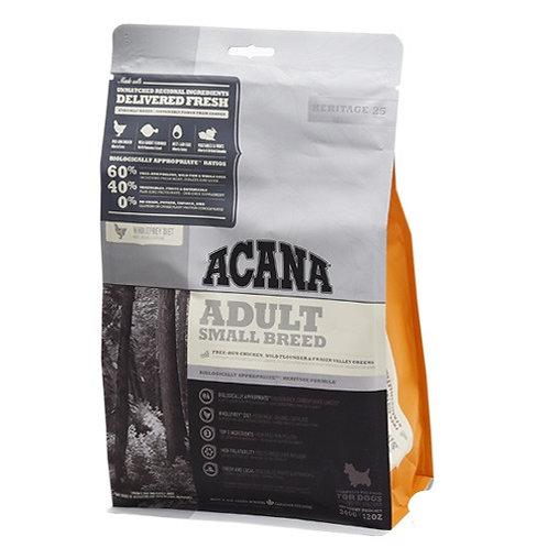 アカナ ヘリテージ(ACANA Adult Small Breed) アダルトスモールブリード