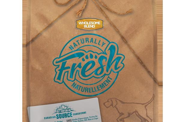 【Naturally Fresh】ナチュラリーフレッシュ チキン&ダック