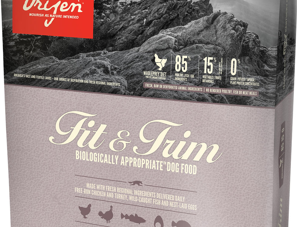 オリジン(Orijen) フィット&トリム 11.3kg