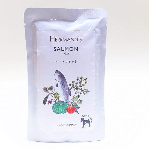 Herrmann's(ヘルマン)サーモン・ディッシュ ハートフィット(心臓)