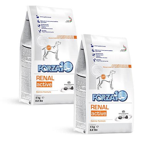 【Forza10】フォルツァディエチ リナールアクティブ 腎臓ケア療法食  8kg (中粒)