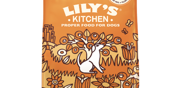 Lily's Kitchen(リリーズキッチン) 成犬チキン&ダック田舎風キャセロール2Kg