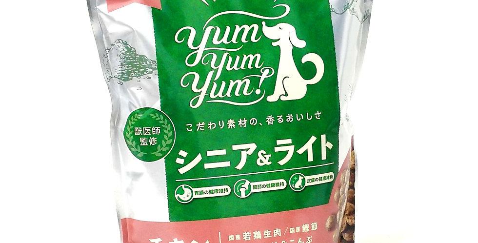 Yum Yum Yum!(ヤムヤムヤム)シニア&ライト チキン ドライタイプ