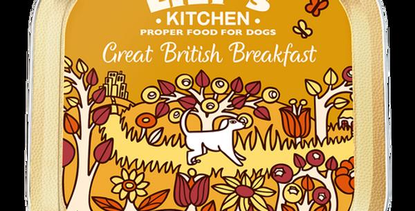 Lily's Kitchen(リリーズキッチン) グレートブリティッシュの朝食 ドッグ(個別日本語ラベルなし)