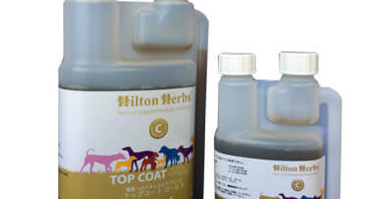 Hilton Herbs ヒルトンハーブ トップコート ゴールド(皮膚/被毛/免疫)