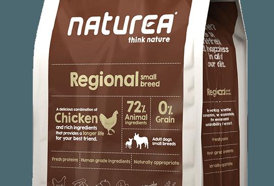 【Naturea】Regional Small breed レジオナル スモール ブリード チキン