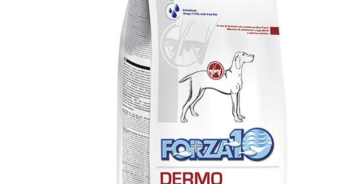 【Forza10】フォルツァディエチ デルモアクティブ 皮膚ケア療法食 10kg(中粒)