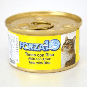 【フォルツァ10】 CAT メンテナンスモイスト  マグロ&ライス  85g