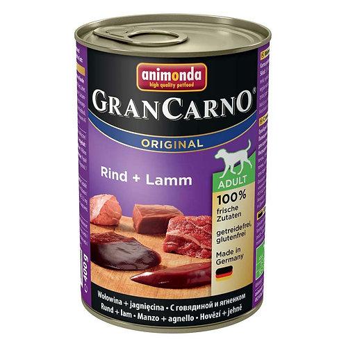 アニモンダ グランカルノ(animonda grancarno)成犬 牛肉・子羊肉400g