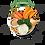 Thumbnail: Lily's Kitchen (リリーズキッチン) 健康的な野菜のご馳走 ドッグ 375g(個別日本語ラベルなし)
