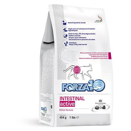 【NEW】フォルツァ10 CAT インテスティナルアクティブ(胃腸ケア療法食) 454g