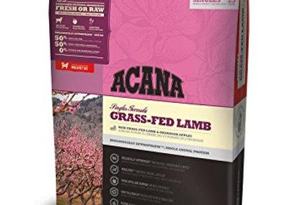 アカナ シングル(ACANA Grass-Fed Lamb) グラスフェッドラム