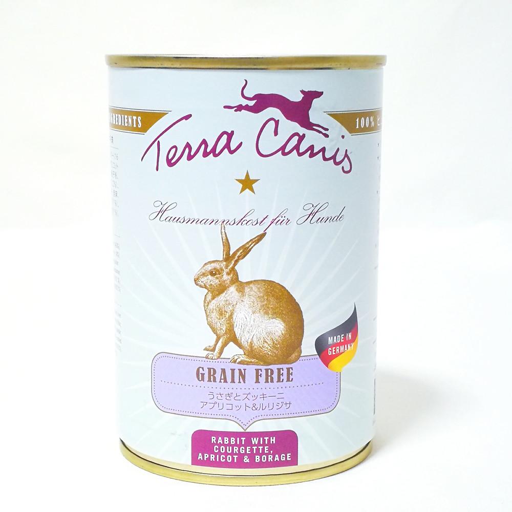 テラカニス グレインフリー ウサギ肉