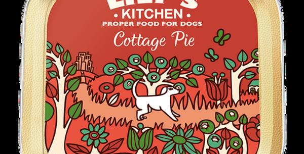 Lily's Kitchen (リリーズキッチン) コテージパイ (イギリスのミートパイ)ドッグ 150g(個別日本語ラベルなし)