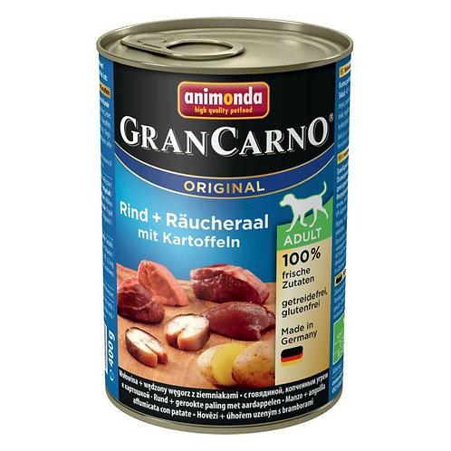 アニモンダ グランカルノ(animonda grancarno)アダルト 牛肉・アナゴ・野菜400g
