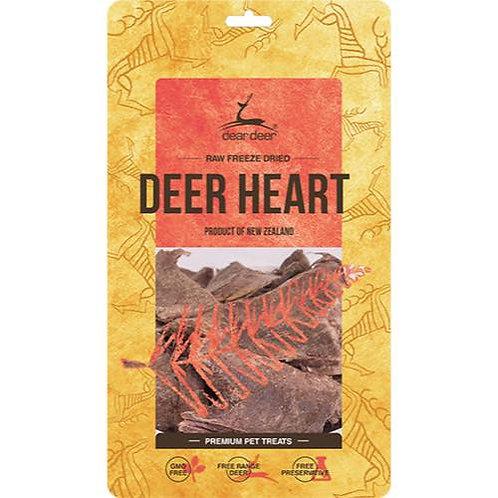 【dear deer】ディアディア ハート(鹿の心臓)50g