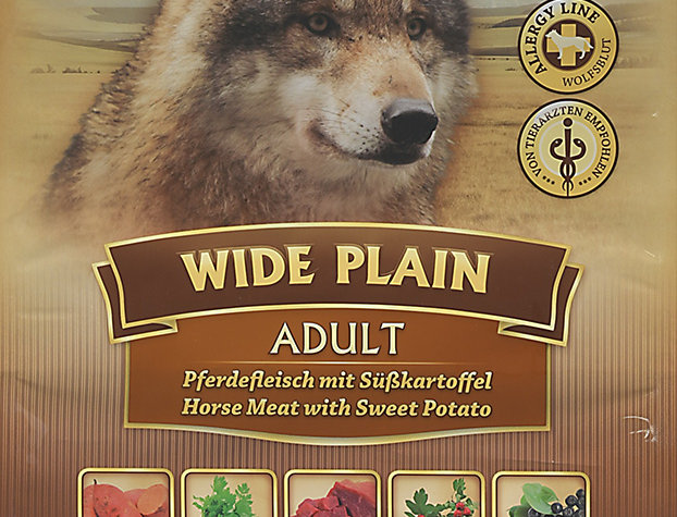 【WOLFSBLUT】ウルフブラット ワイドプレーン 成犬(馬肉)15kg