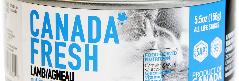 【PetKind Green Tripe 】ペットカインド CAT カナダフレッシュ ラム缶