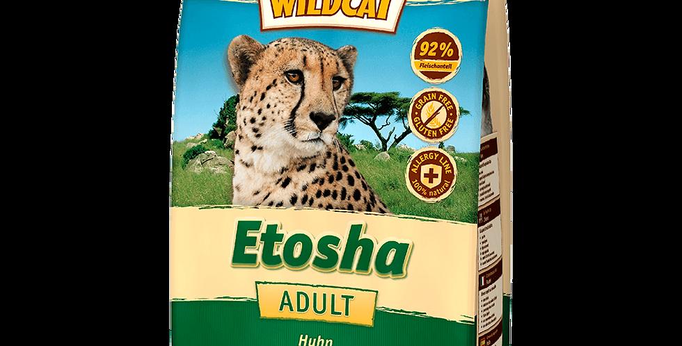 【WILD CAT】ワイルドキャット エトーシャ(鶏肉)成猫用ドライフード 500g