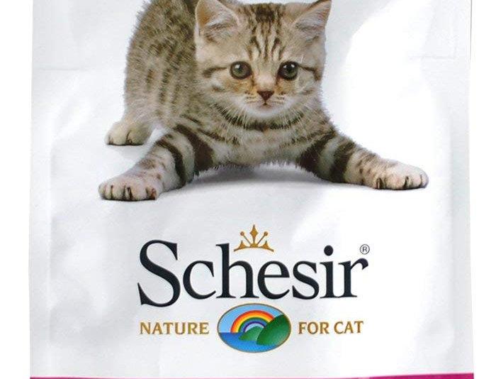 【Schesir】シシア 仔猫用ドライフード Kitten チキン 400g