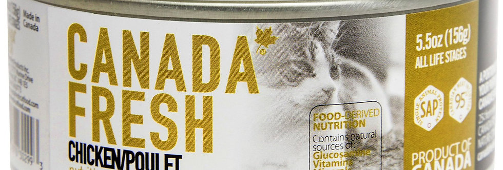 【PetKind Green Tripe 】ペットカインド CAT カナダフレッシュ チキン缶