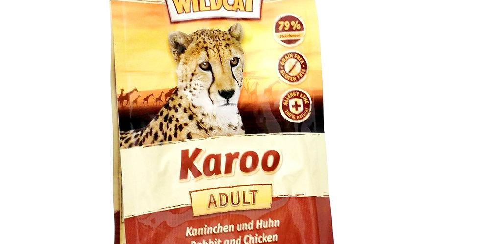 【Wildcat】ワイルドキャット・カルー 成猫用 500g