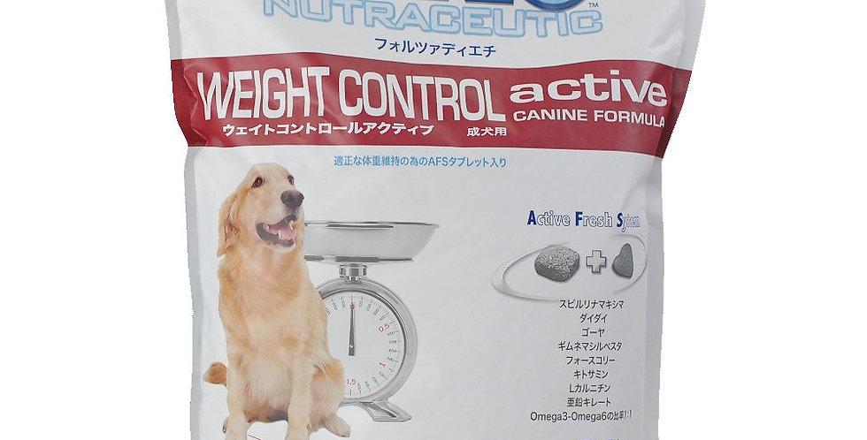 【Forza10】フォルツァディエチ ウェイトコントロールアクティブ体重・血糖値ケア療法食 2kg (小粒)