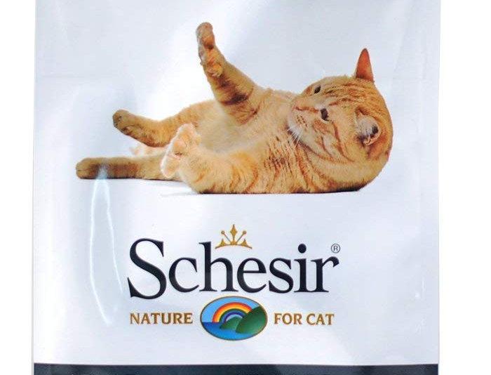 【Schesir】シシア 成猫用ドライフード Adult チキン 400g