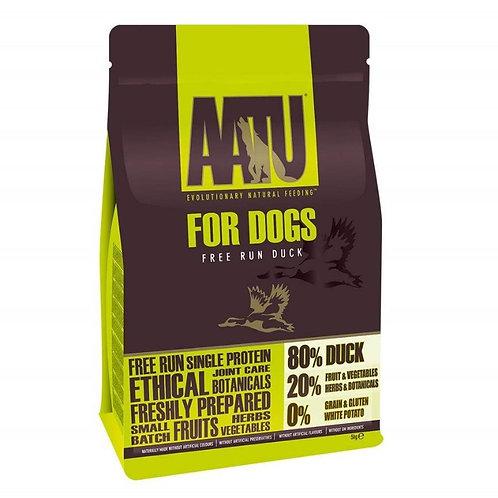 【AATU】アートゥー 80%平飼いダック 5kg