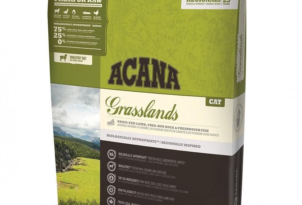 アカナ(ACANA Grasslands) CAT  グラスランド