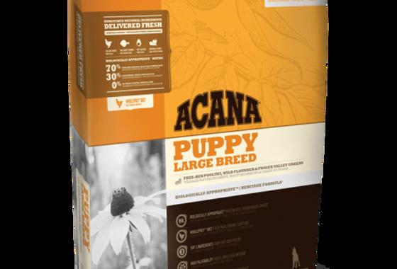 アカナ  ヘリテージ(ACANA Puppy Large Breed) パピーラージブリード 11.4kg