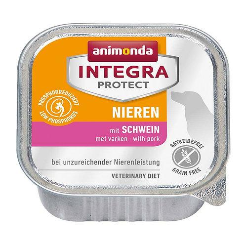 アニモンダ インテグラプロテクト(animonda INTEGRA PROTECT)犬用ウェット療法食 腎臓ケア 豚 150g
