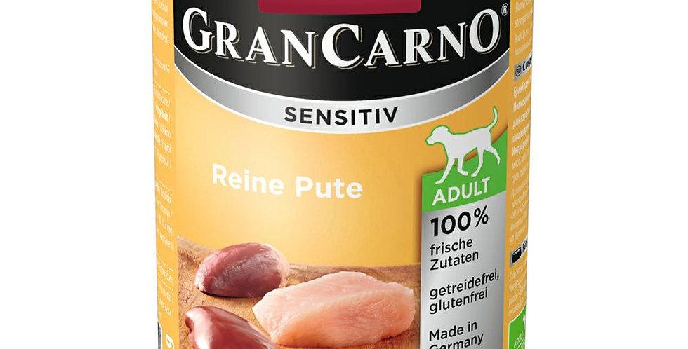 アニモンダ グランカルノ(animonda grancarno)センシティブ 七面鳥のみ 400g