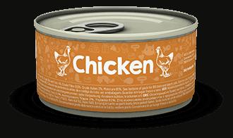 【Naturea】ナチュレア 猫缶  チキン 85g