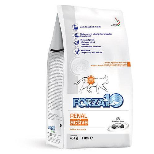 【フォルツァ10】 CAT リナールアクティブ(腎臓ケア療法食) 454g