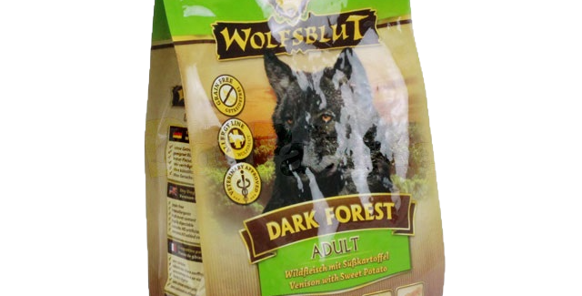 【WOLFSBLUT】ウルフブラット ダークフォレスト(鹿肉) 2kg