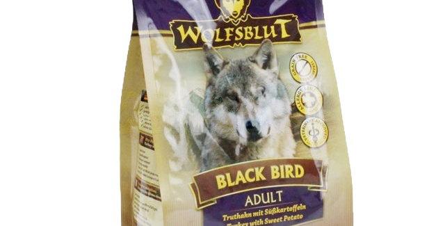 【WOLFSBLUT】ウルフブラット ブラックバード(ターキー) 2kg