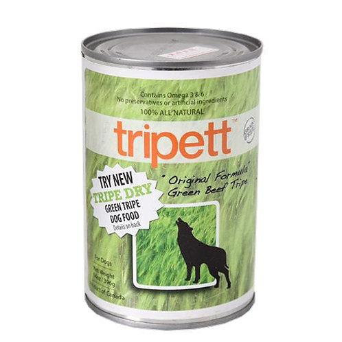 【PetKind Tripett 】ペットカインド トライペット オリジナルフォーミュラビーフトライプ缶 396g