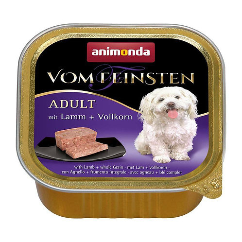 アニモンダ フォムファインステン(animonda Vom Feinsten)成犬 ポルトリー・豚肉・牛肉・子羊肉・シリアル 150g