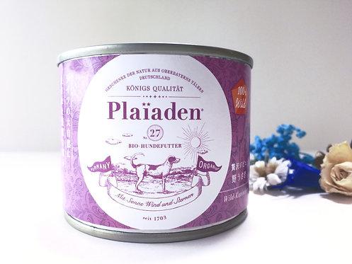 【Plaiaden】プレイアーデン  100%Wild 贅沢ジビエ 野兎 200g