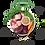 Thumbnail: Lily's Kitchen (リリーズキッチン) オーガニックチキンの晩餐 ドッグ 150g(個別日本語ラベルなし)