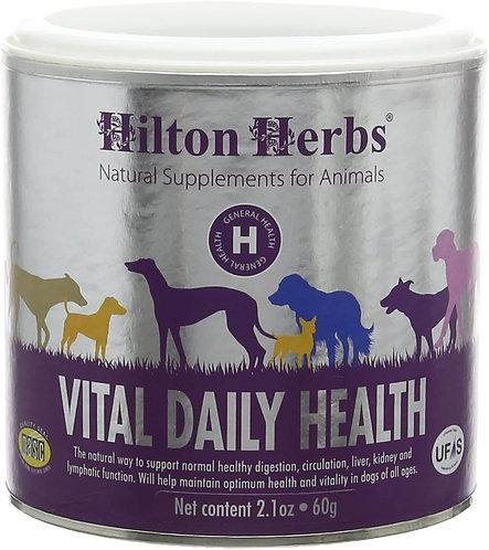 Hilton Herbs ヒルトンハーブ バイタルデイリーヘルス(栄養補助/腎臓/肝臓)