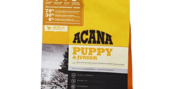 アカナ ヘリテージ(ACANA Puppy & Junior) パピー&ジュニア