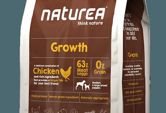 【Naturea】ナチュレア グロース チキン 子犬用 (グレインフリー/総合栄養食)