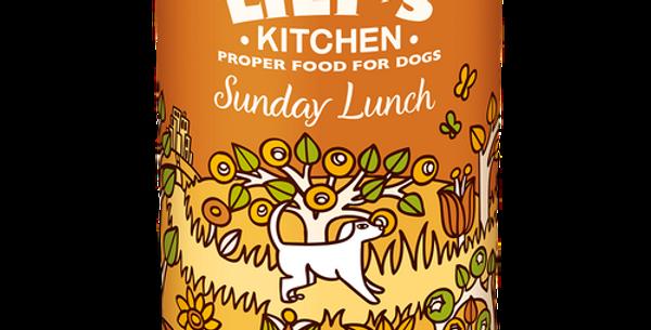 Lily's Kitchen(リリーズキッチン) 日曜日のランチ ドッグ 400g(個別日本語ラベルなし)
